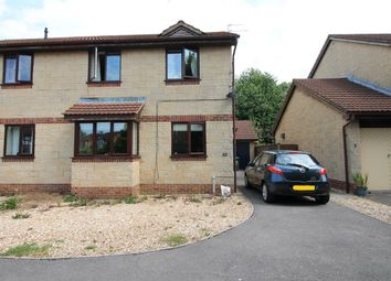 Thumbnail 4 bedroom semi-detached house for sale in Wemberham Lane, Yatton, North Somerset