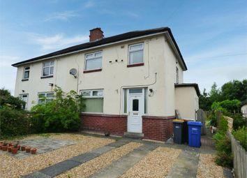 Thumbnail 3 bed semi-detached house for sale in Cravendale Avenue, Nelson, Lancashire