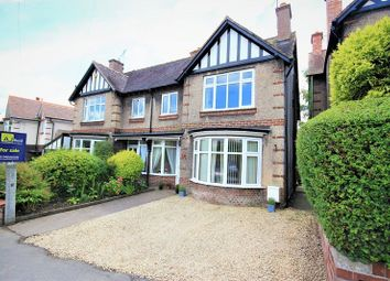 Thumbnail 3 bedroom semi-detached house for sale in Station Road, Whitchurch