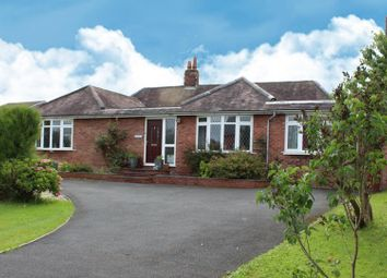 Thumbnail 4 bed bungalow for sale in Station Road, Minsterley