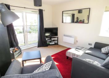 Thumbnail 2 bed flat for sale in Bushmead Road, Eaton Socon, St. Neots