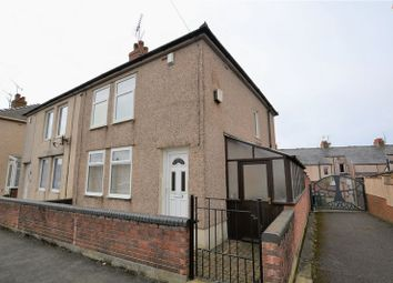 Thumbnail 2 bed semi-detached house for sale in Cranbourne Street, Workington