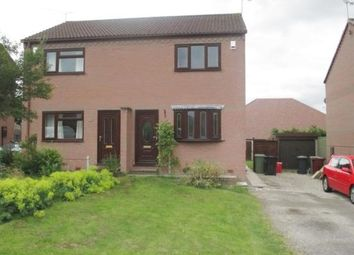 Thumbnail 2 bed semi-detached house to rent in Severn Crescent, North Wingfield