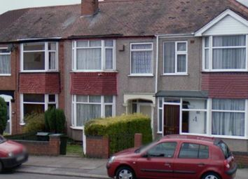 Thumbnail 5 bedroom terraced house to rent in The Mount, Cheylesmore, Coventry