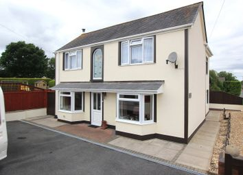 Thumbnail 4 bed detached house for sale in Morgannu House, Broadmoor, Kilgetty, Pembrokeshire