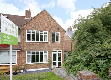 Thumbnail 3 bed end terrace house for sale in Patterson Road, London