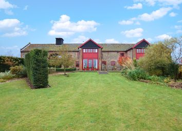 Thumbnail 4 bedroom barn conversion for sale in Duffs Hill, Glemsford, Sudbury