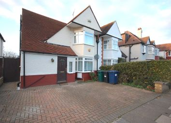 Thumbnail 4 bed semi-detached house to rent in Lyndhurst Gardens, Finchley, London