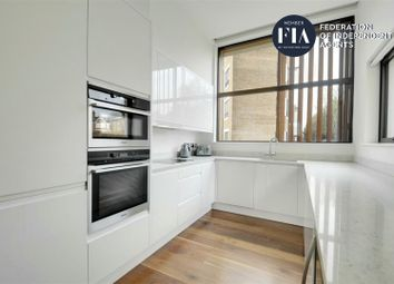 Thumbnail 2 bed semi-detached house to rent in Mews House, Kew Bridge Court, Chiswick