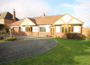 Thumbnail 3 bed detached bungalow for sale in Ollerton Road, Little Carlton, Nottinghamshire.