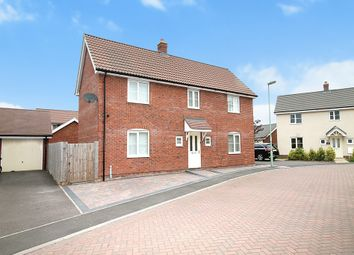 Thumbnail 4 bed detached house for sale in Maidenhair Way, Red Lodge