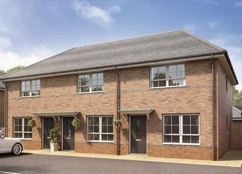 "Thumbnail 2 bedroom end terrace house for sale in ""Brookvale"" at Lydiate Lane, Thornton, Liverpool"