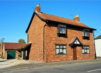 Thumbnail 4 bed detached house for sale in High Street, Scotter, Gainsborough
