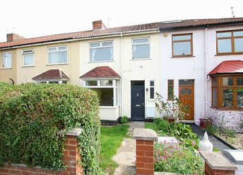 Thumbnail 3 bed terraced house to rent in Downend Road, Horfield, Bristol