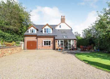 Thumbnail 6 bed detached house for sale in The Green Road, Ashbourne