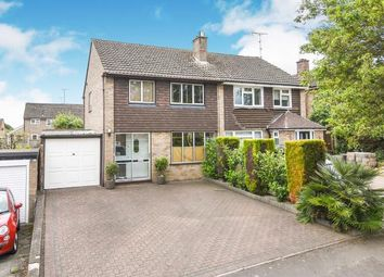 Thumbnail 3 bed semi-detached house for sale in Doddinghurst, Brentwood, Essex