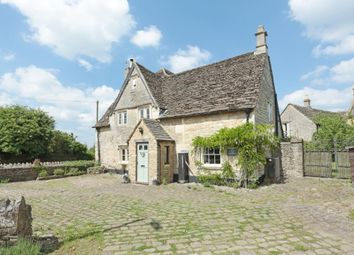 Thumbnail 4 bed detached house for sale in Yatton Keynell, Chippenham