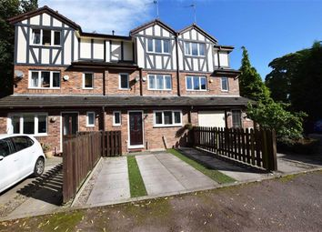 Thumbnail 4 bed town house for sale in Beeches Mews, The Beeches, West Didsbury, Manchester