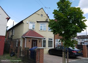 Thumbnail 4 bed semi-detached house for sale in Cecil Road, Near North Acton Playing Fields, Acton, London