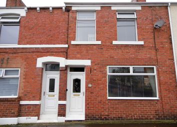 3 bed terraced house for sale in Station Street, Waterhouses, Durham DH7