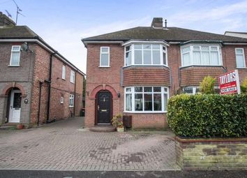 Thumbnail 3 bed semi-detached house for sale in Kirby Road, Dunstable, England, Uk