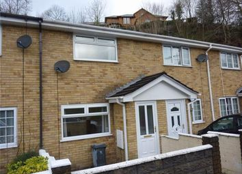 Thumbnail 2 bed terraced house to rent in Windsor Court, Ynysybwl, Pontypridd