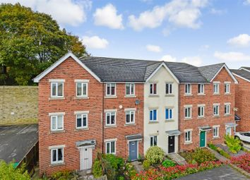 Thumbnail 4 bed town house for sale in Birchwood Close, Lindley, Huddersfield