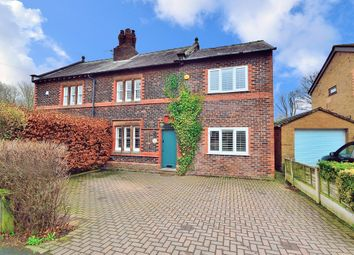 Thumbnail 3 bed cottage for sale in London Road, Stretton, Warrington