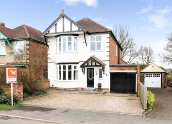 Thumbnail 4 bed detached house for sale in Upper Packington Road, Ashby-De-La-Zouch