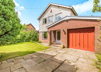 Thumbnail 3 bed detached house for sale in Highrigg Drive, Broughton, Preston