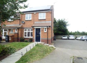 Thumbnail 3 bed terraced house for sale in Nene Place, Northampton