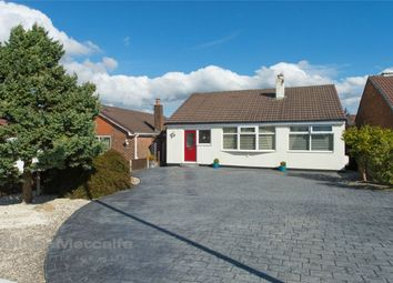Thumbnail 3 bed detached bungalow for sale in Hough Fold Way, Harwood, Bolton, Lancashire