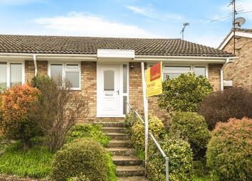 Thumbnail 2 bedroom bungalow for sale in Hillside Road, Hungerford