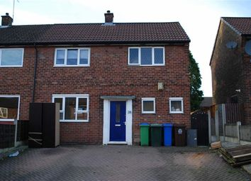 Thumbnail 2 bed semi-detached house to rent in Kingswood Road, Middleton, Manchester