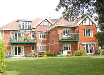 Thumbnail 2 bed flat for sale in Becton Lane, Barton On Sea, New Milton
