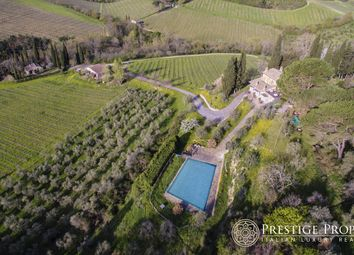 Thumbnail 9 bed farmhouse for sale in San Gimignano, Italy