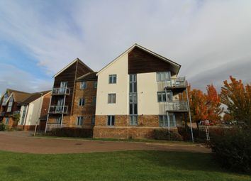 Thumbnail 2 bedroom flat for sale in Kingswear Drive, Broughton, Milton Keynes, Buckinghamshire