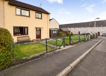 Thumbnail 2 bed end terrace house for sale in Murray Place, Stanley, Perth