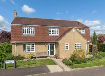 Thumbnail 4 bedroom detached house for sale in Haycraft Close, Grafham, Huntingdon