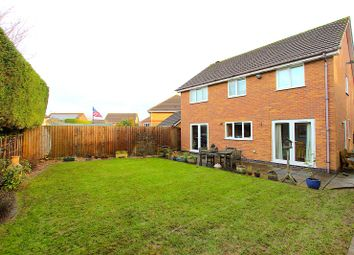 5 bed detached house for sale in The Huntings, Kirby Muxloe, Leicester LE9