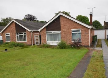 Thumbnail 2 bed detached bungalow to rent in Carlton Avenue, Narborough, Leicester
