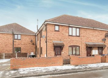 Thumbnail 1 bed flat for sale in Churchfield Close, Doncaster, Bentley