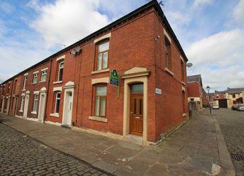 Thumbnail 3 bed terraced house for sale in St. Philips Street, Blackburn