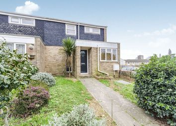 Thumbnail 2 bed terraced house for sale in Jersey Close, Southampton