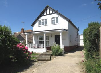 Thumbnail 4 bed detached house for sale in Telscombe Cliffs Way, Telscombe Cliffs, Peacehaven
