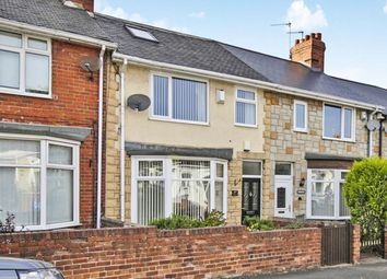 Thumbnail 2 bed terraced house for sale in Nelson Street, Washington