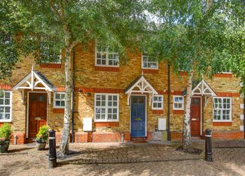 Thumbnail 4 bed terraced house for sale in White Heron Mews, Teddington