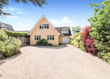 Thumbnail 5 bed detached house for sale in Cuffley Hill, Cuffley
