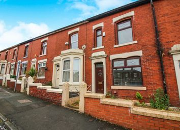 Thumbnail 4 bedroom terraced house to rent in Lynthorpe Road, Blackburn