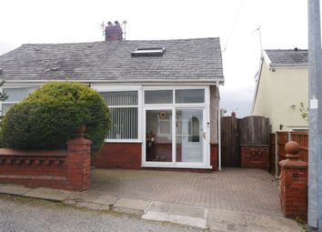 Thumbnail 2 bed semi-detached house for sale in Talbot Avenue, Clayton Le Moors, Accrington